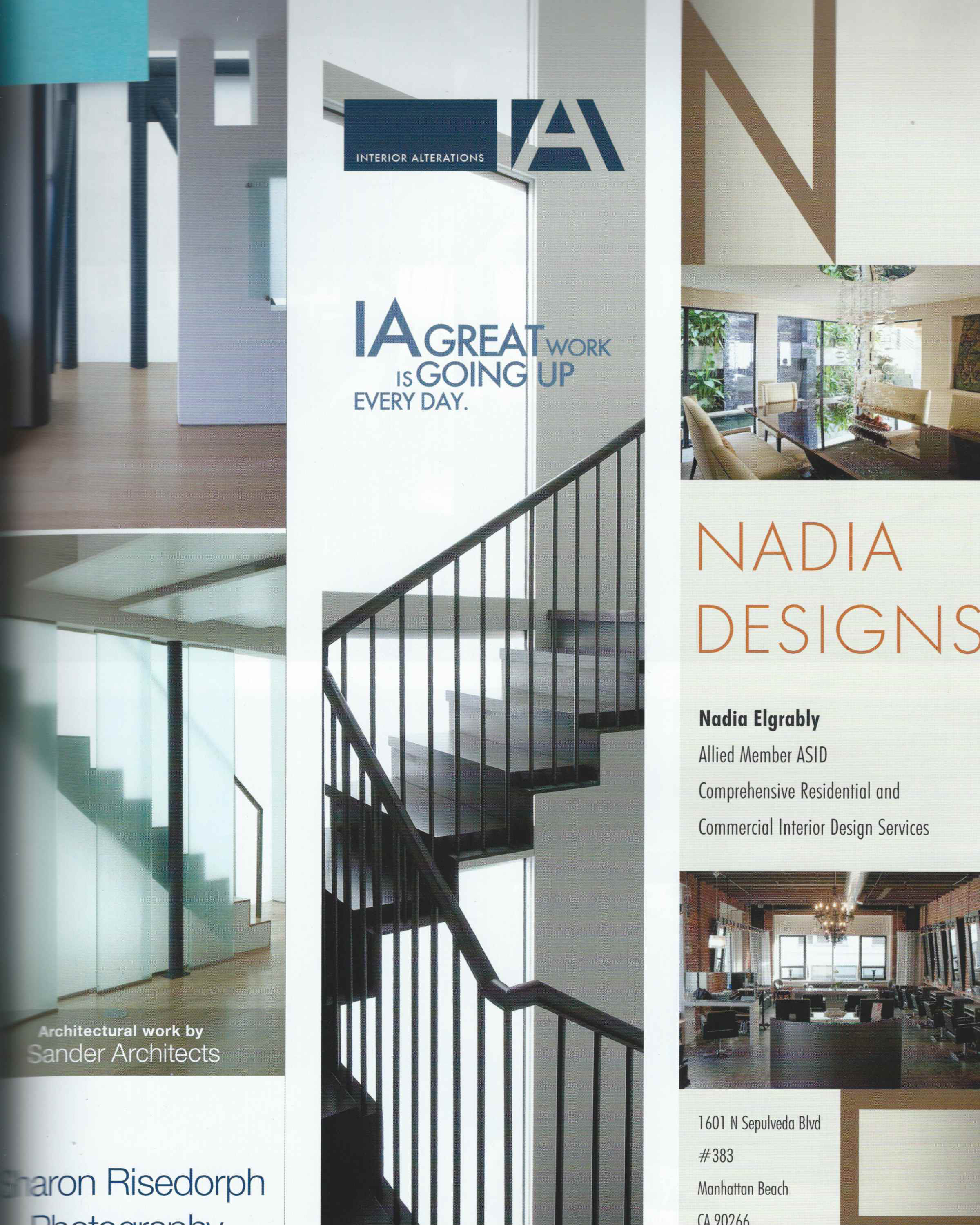 Nadia Designs| Los Angeles Luxury Interior Designer | Los Angeles ...
