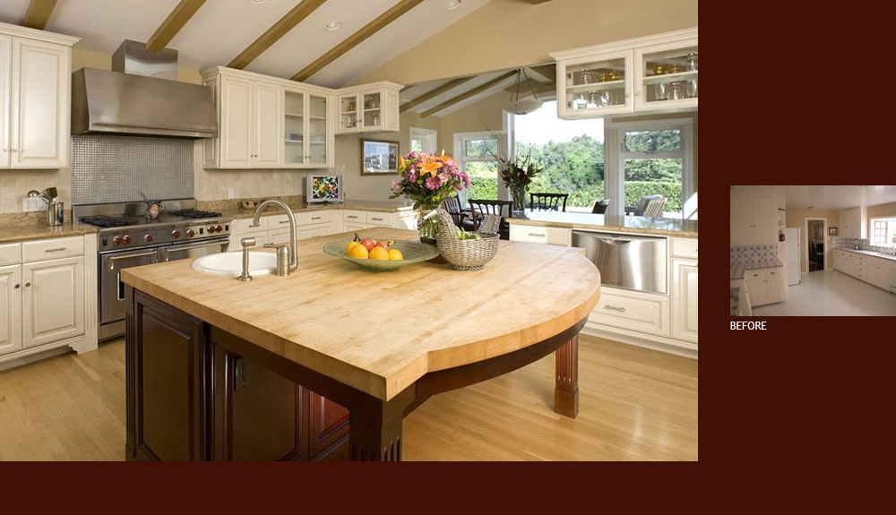 Remodels in Los Angeles